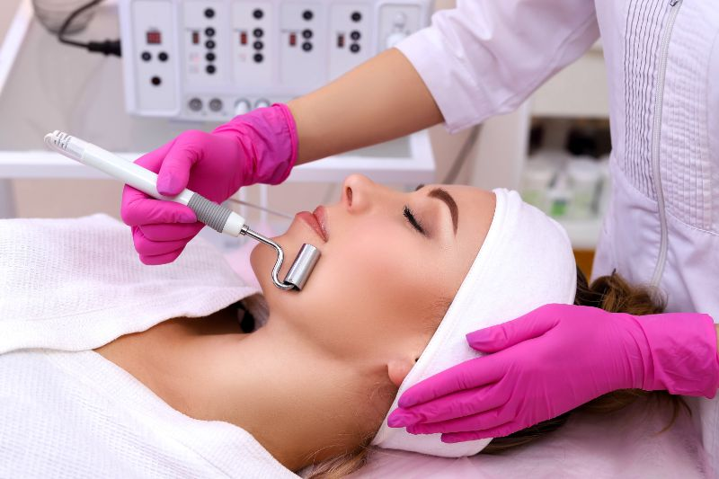 galvanic treatment